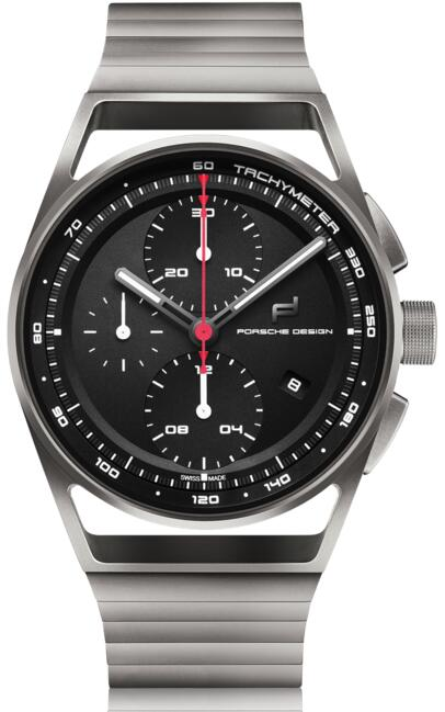 Porsche Design 1919 CHRONOTIMER ALL TITANIUM 4046901418243 watch Replica