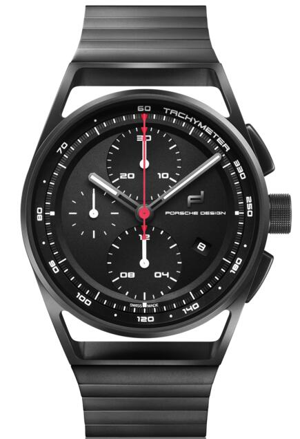Porsche Design 4046901418267 1919 CHRONOTIMER ALL BLACK watch Review