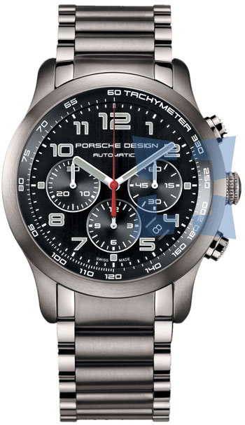 Porsche Design Dashboard Mens Watch 6612.11.44.0247 replica watches