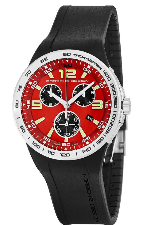 buy Porsche Design Flat Six Chronograph QUARTZ 6320.41.84.1168 watches