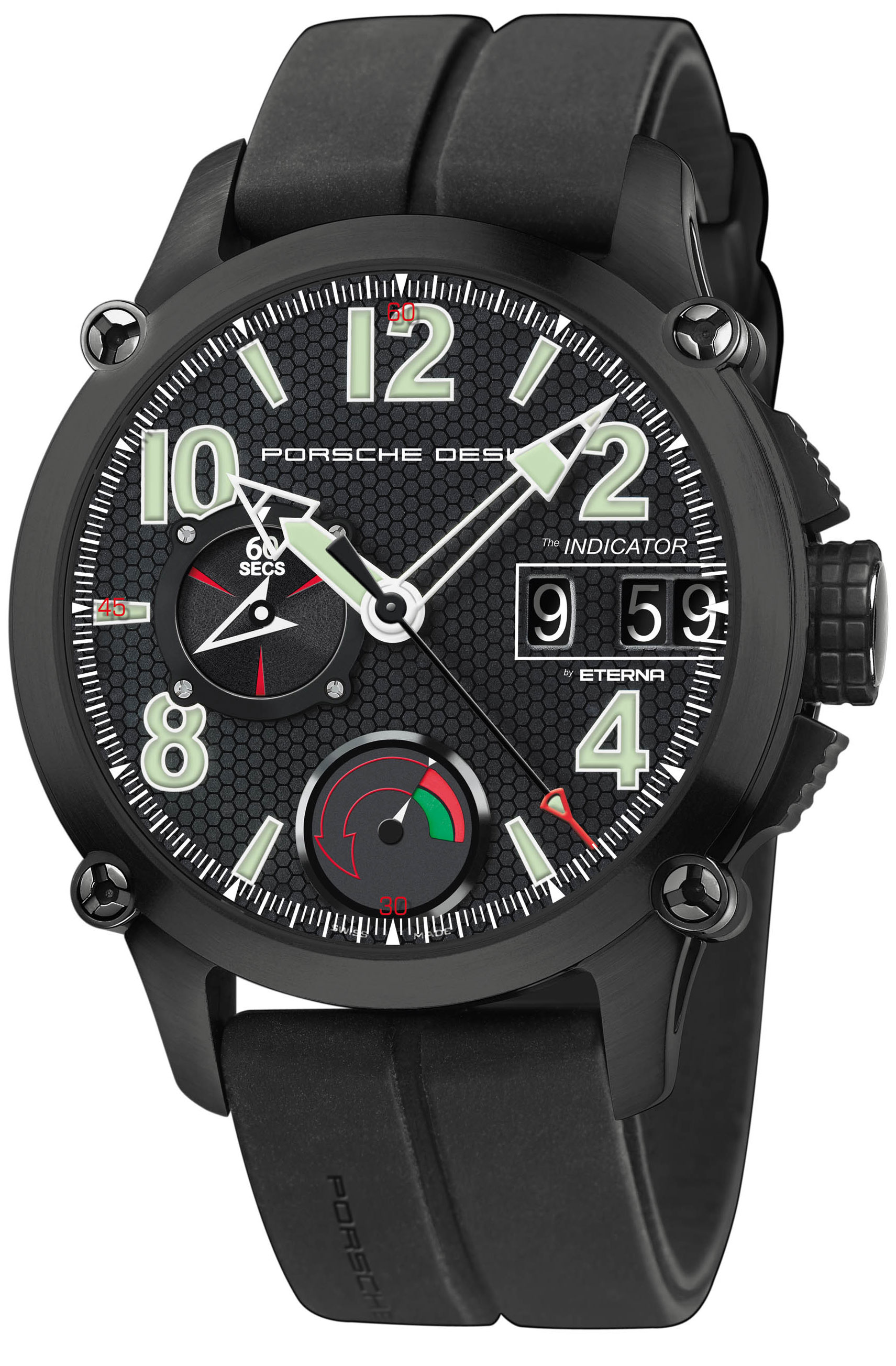buy Porsche Design Indicator 6910.12.41.1149 watches