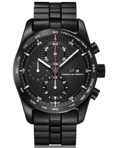 Porsche Design 4046901408695 CHRONOTIMER SERIES 1 MATTE BLACK watch replicas