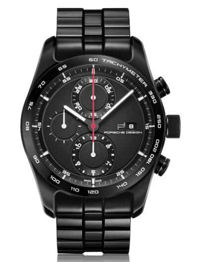 Porsche Design 4046901408701 CHRONOTIMER SERIES 1 POLISHED BLACK replica watches
