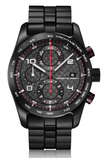 Porsche Design 4046901408749 CHRONOTIMER SERIES 1 ALL BLACK CARBON watch replicas