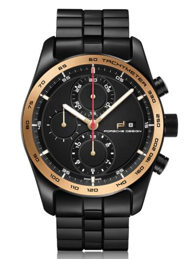 Porsche Design 4046901408800 CHRONOTIMER SERIES 1 BLACKGOLD watch replicas