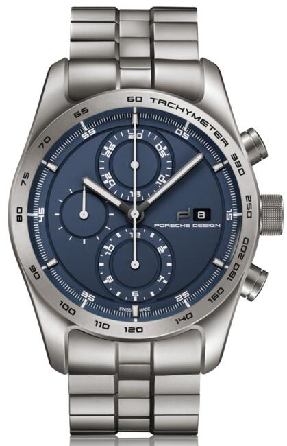 Porsche Design 4046901568023 CHRONOTIMER SERIES 1 PURE BLUE watch replicas