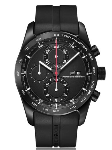 Porsche Design 4046901986049 CHRONOTIMER SERIES 1 SPORTIVE BLACK replica watches