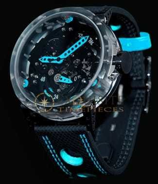 BRM R50 Replica Watch B.R.M R-50 MAK BLUE