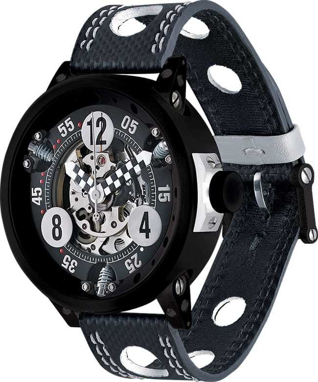 BRM RG 46 RACING Replica Watch BRM RG-46-PN-ADB-Racing