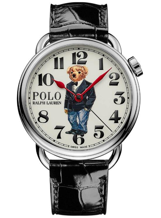 Ralph Lauren Polo Bear Tuxedo 42 mm 468787351001 watches sale