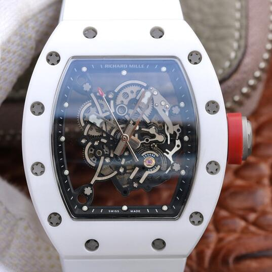 Fake Richard Mille Bubba Watson rm055 watch prices