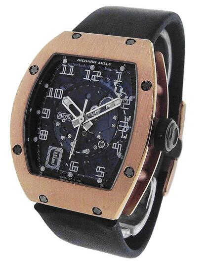 Richard Mille RM 005 Rose Gold Automatic watch for sale