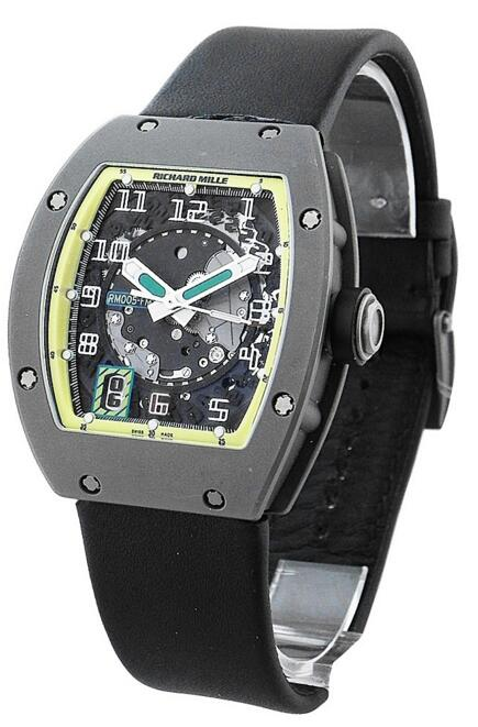 Richard Mille RM005 Felipe Massa Titanium watches for sale
