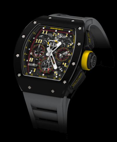 Richard Mille RM 011 Geneva Boutique Edition Replica watch