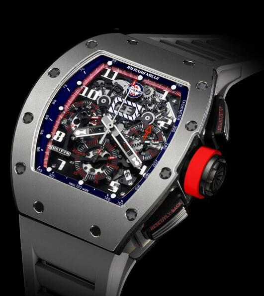 Richard Mille RM 011 Spa Classic Replica watch