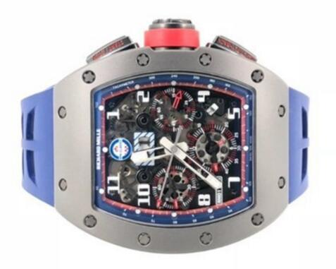 Richard Mille RM011 Spa Classic Limited Edition Replica watch