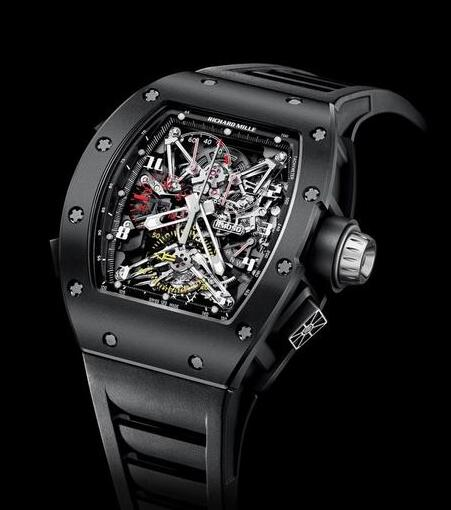 Richard Mille RM 050 Tourbillon Split Seconds Competition Chronograph Felipe Massa Replica watch