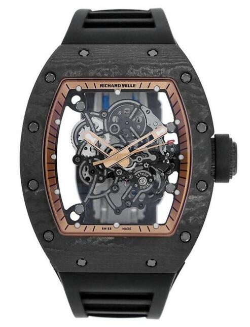 Fake Richard Mille Bubba Watson RM055 Asia Limited Edition Watch