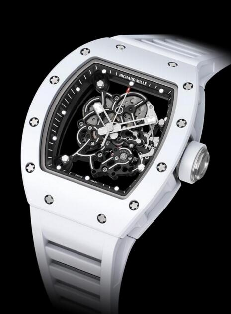 Richard Mille RM 055 Bubba Watson Replica watch