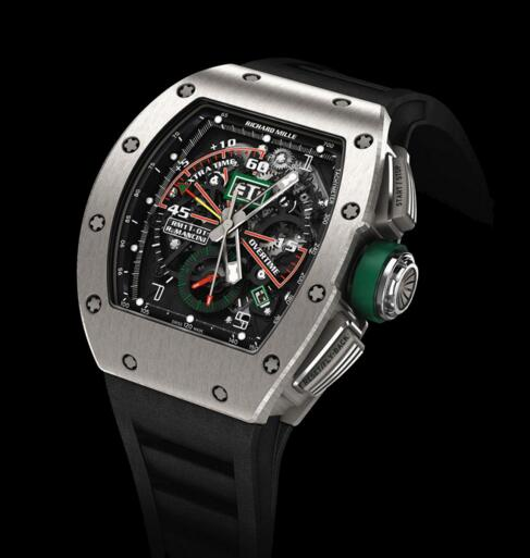 Richard Mille Replica RM 11-01 Automatic Flyback Chronograph - Roberto Mancini watch