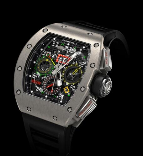 Richard Mille Replica RM 11-02 Flyback Chronograph Dual Time Zone watch
