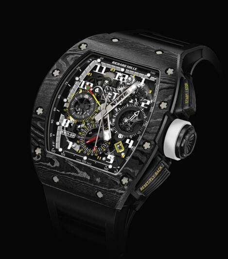 Richard Mille watch Replica RM 11-02 Shanghai