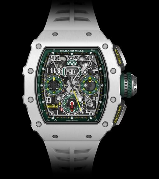 Richard Mille watch Replica RM 11-03 Flyback Chronograph LMC