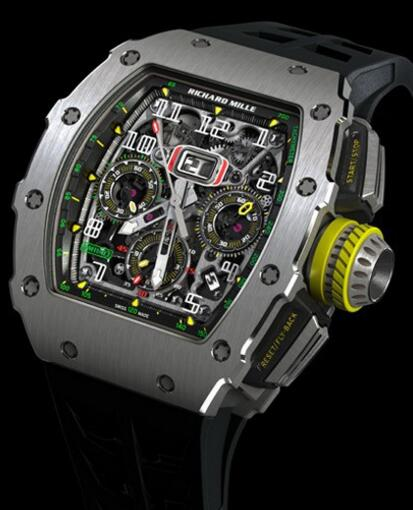 Richard Mille Replica RM 11-03 Flyback Chronograph watch