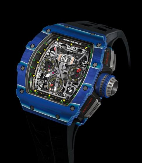 Richard Mille watch Replica RM 11-03 Jean Todt 50th Anniversary