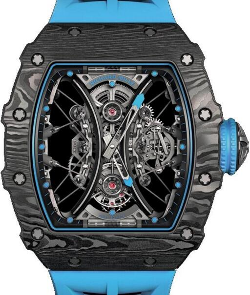 Richard Mille Replica RM 53-01 Tourbillon Pablo Mac Donough watch