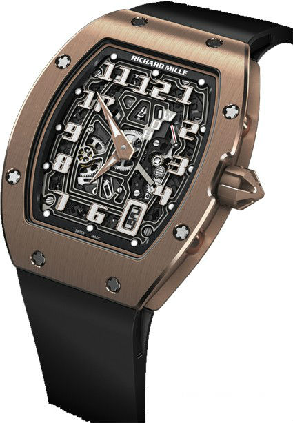 Richard Mille Replica RM 67-01 RG RM 67-01 Automatic Extra Flat watch