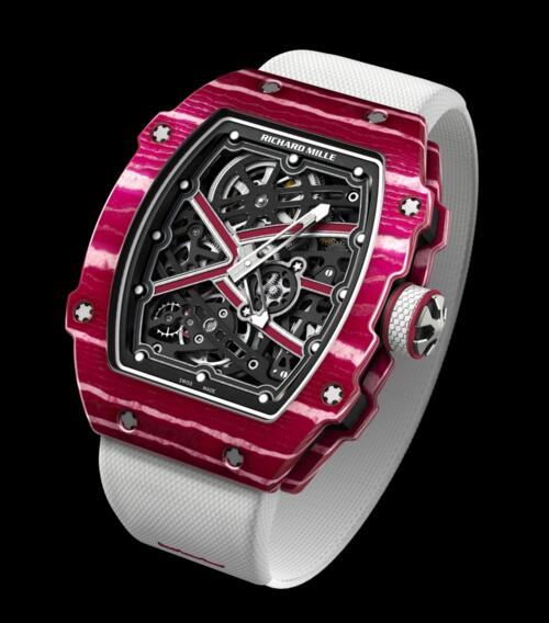 Richard Mille Replica RM 67-02 High Jump Mutaz Essa Barshim watch