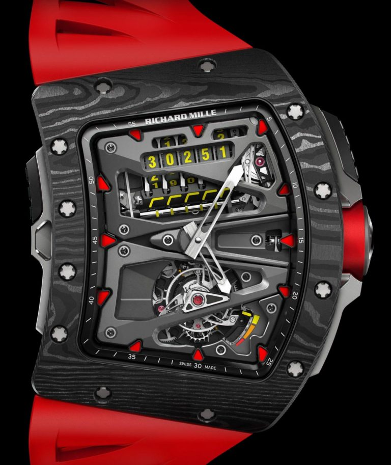 Richard Mille TOURBILLON ALAIN PROST RM 70-01 Replica watch