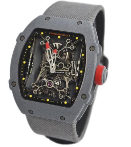 Replica Richard Mille RM027-01 Rafael Nadal watch brand