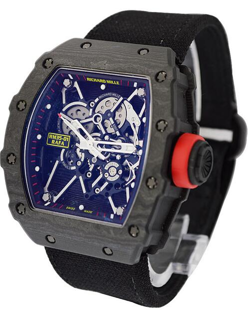 Richard Mille RM 035 Rafael Nadal TPT with Titanium watch buy online