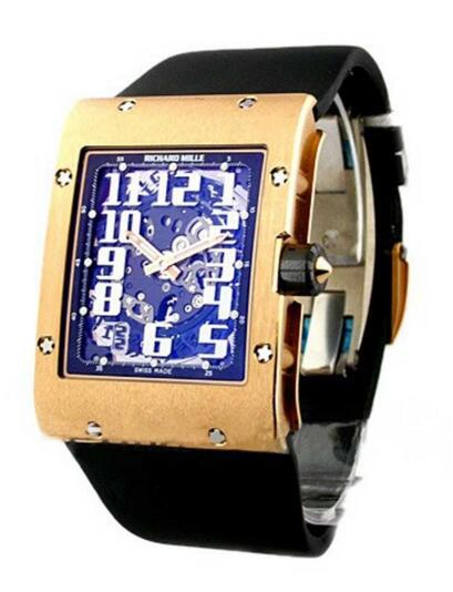 Richard Mille Automatic RM 16 Rose Gold watch price