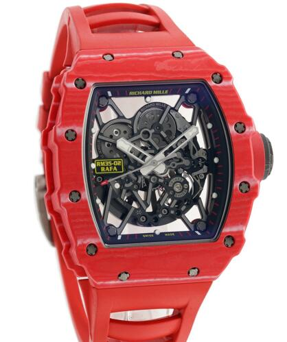 Richard Mille RM35-02 Rafael Nadal NTPT Automatic watch for sale