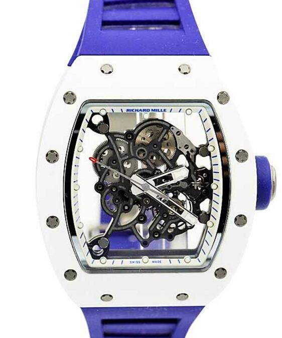 Fake Richard Mille RM 055 Bubba Watson Asia Edition watches