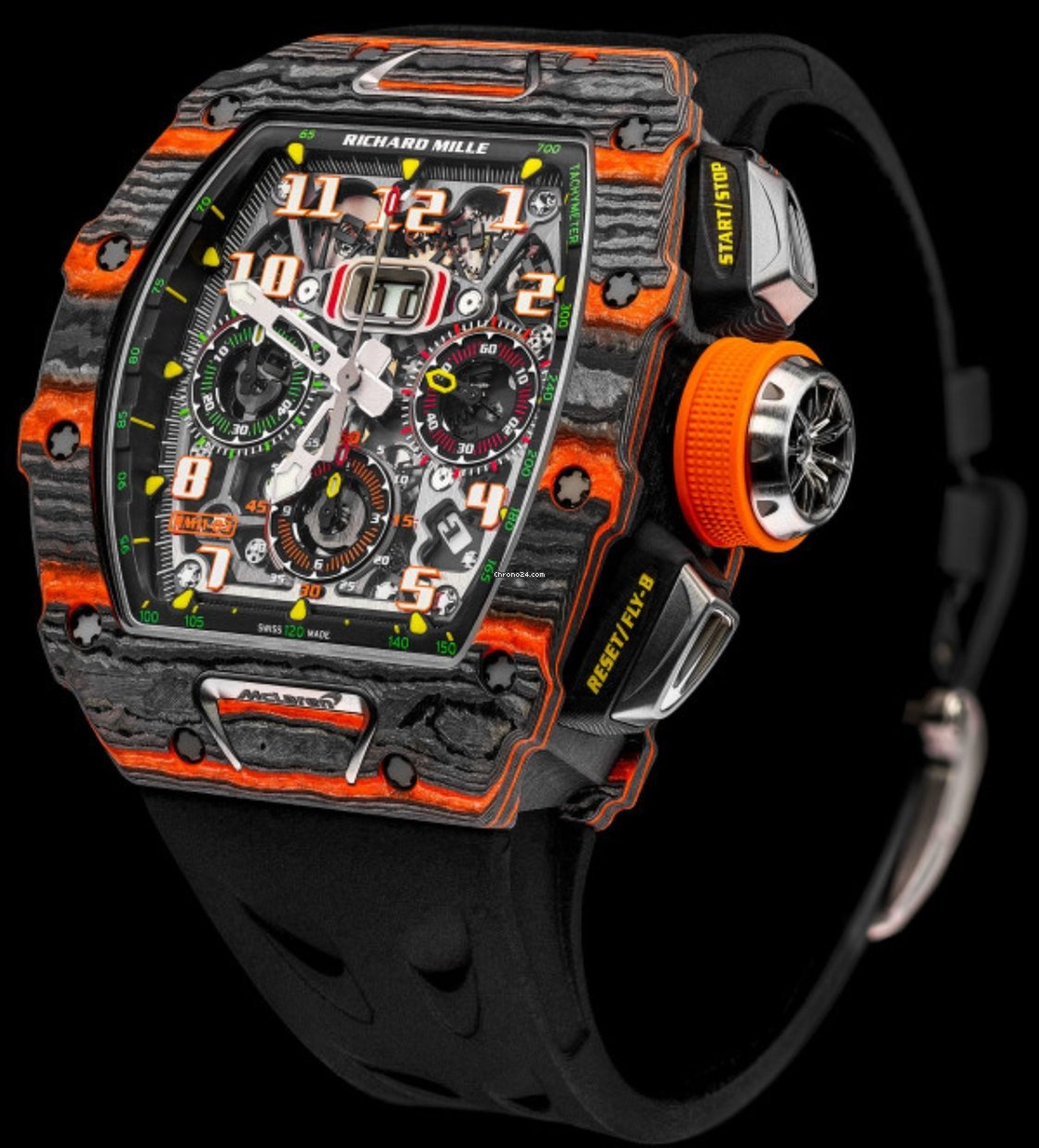 cheapest Richard Mille RM 11-03 McLaren Replica watch