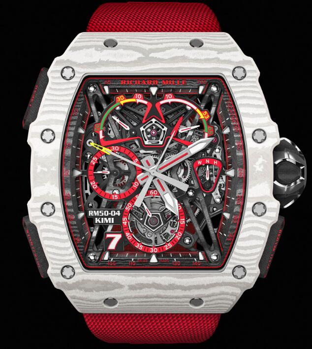 Richard Mille RM 50-04 Tourbillon Split-Seconds Chronograph Kimi Räikkön replica watch