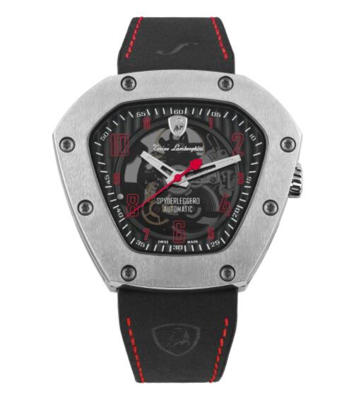 Tonino Lamborghini SPYDERLEGGERO SKELETON AUTOMATIC WATCH TLF-T06-2 Replica