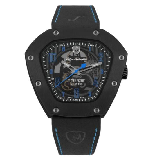 Tonino Lamborghini SPYDERLEGGERO SKELETON AUTOMATIC WATCH TLF-T06-4 Replica