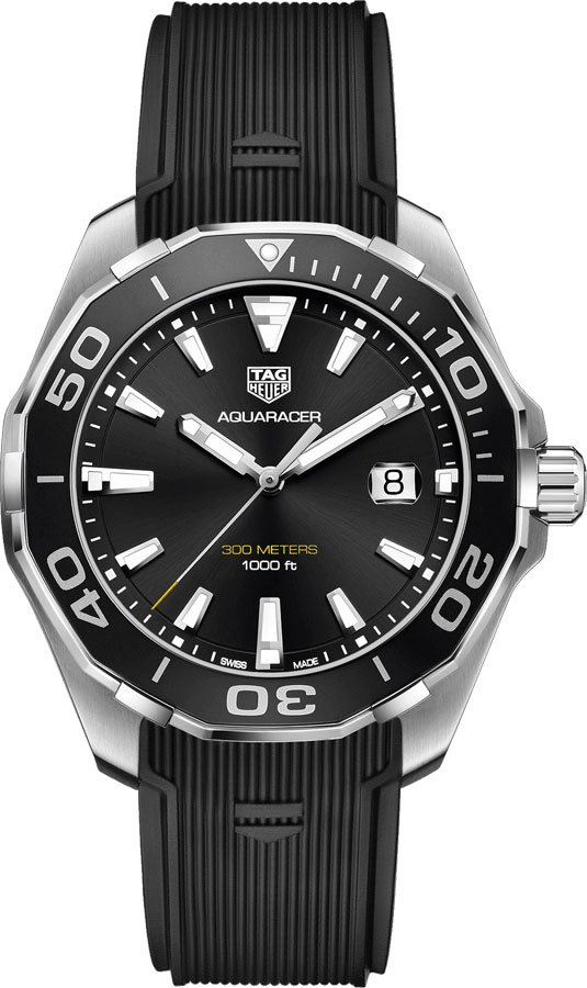 fake Tag Heuer Aquaracer Men's Diving Watch WAY101A.FT6141