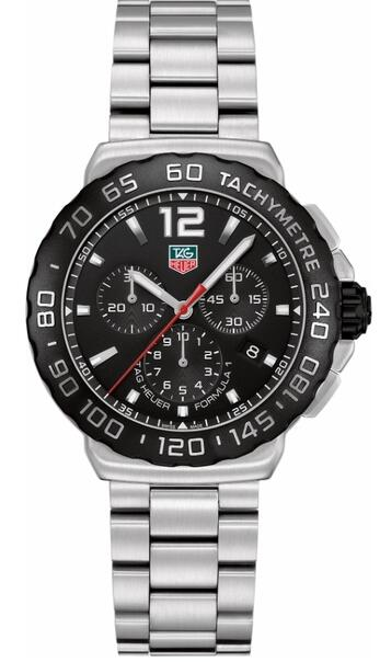 Tag Heuer Formula 1 Chronograph CAU1110.BA0858 Replica watch Review