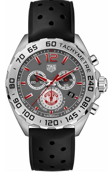 Tag Heuer Replica CAZ101M.FT8024 Formula 1 CHRONOGRAPH Manchester United watch