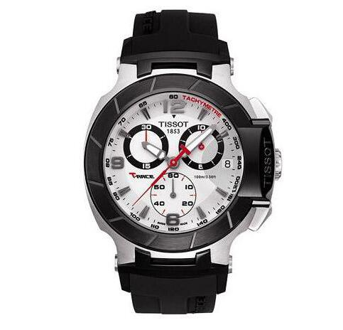 Tissot T-Race Quartz T048.417.27.037.00 mens watch