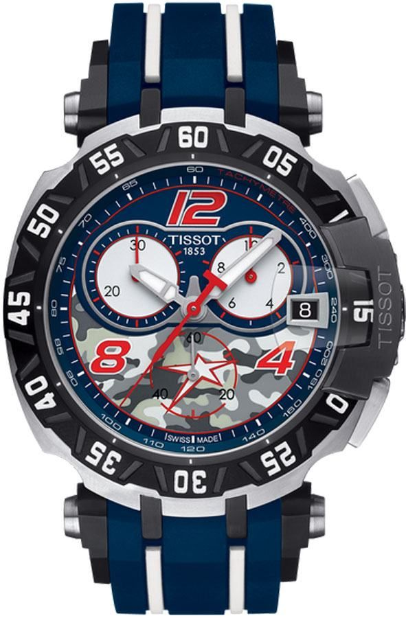 replica Tissot T-Race Quartz Nicky Hayden Men's Watch T092.417.27.057.03