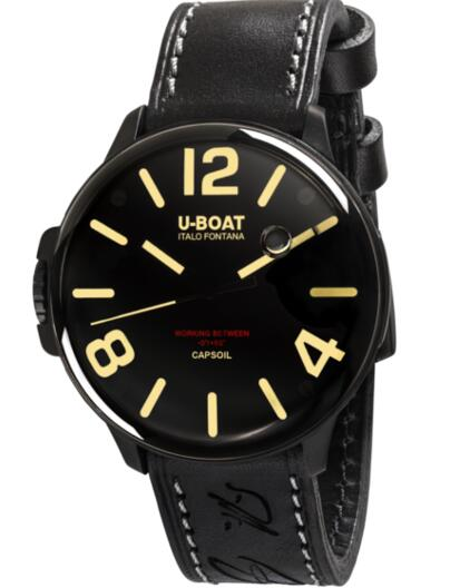 U-Boat CAPSOIL DLC 8108 Replica watch