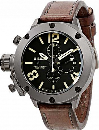 Replica U-BOAT Classico TITANIUM CHRONO U-72 6549 / T watch
