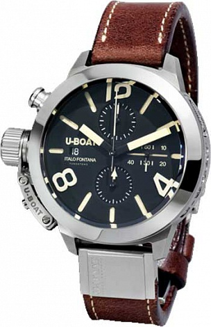 Replica U-BOAT Classico 45 TUNGSTENO CAS 1 7430 / A watch